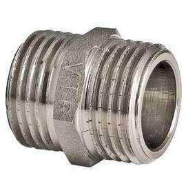 """Ниппель  никель 1 1/2"""" VALTEC, фото"""