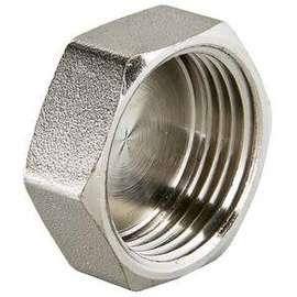 """Заглушка резьбовая никель 1/2"""" VALTEC, фото"""