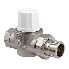 """Клапан термостатический повышенной пропускной способности прямой 3/4"""" VALTEC, фото"""