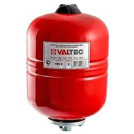 Бак расширительный для отопления 18 л красный VALTEC, Объем бака: 18 л, фото