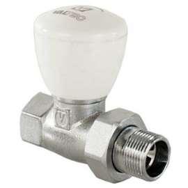 """Клапан ручной для радиатора прямой  3/4"""" VALTEC, фото"""