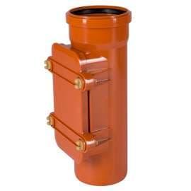 Ревизия наруж канализации 110 OSTENDORF, фото
