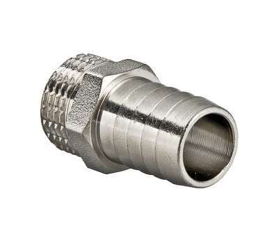 """Штуцер для шланга никель 1/2""""x10 VALTEC, фото 1"""