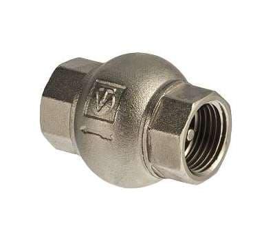 """Обратный клапан с латунным золотником 1/2"""" VALTEC, фото 1"""