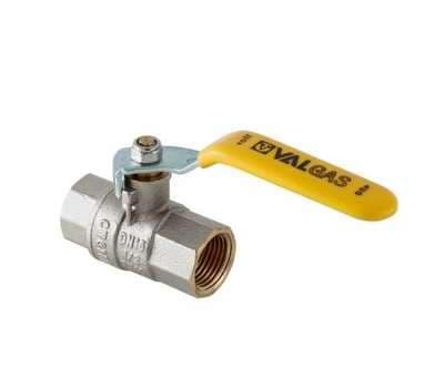 """Кран шаровой для газа VALTEC VALGAS ВН-ВН 1"""" ручка, фото 1"""