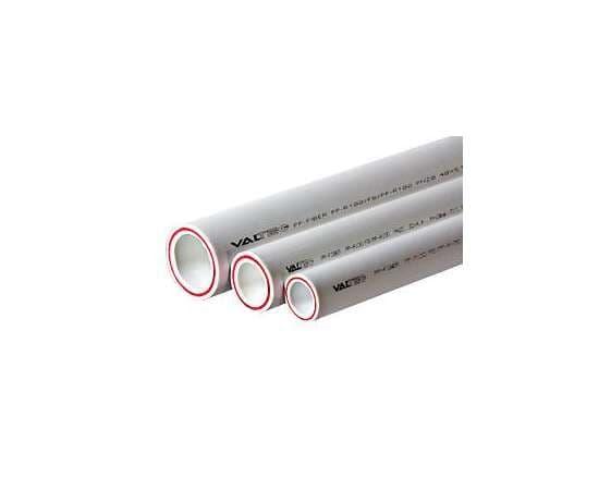 Труба ППР Ф20x2.8 PN20 бел. стекловолокно VALTEC, фото 1