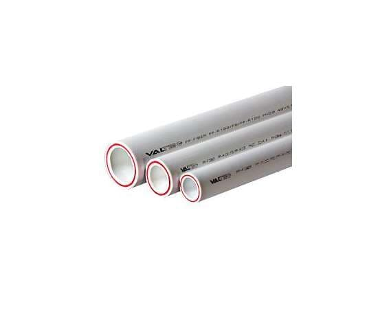 Труба ППР Ф32x4.4 PN20 бел. стекловолокно VALTEC, фото 1