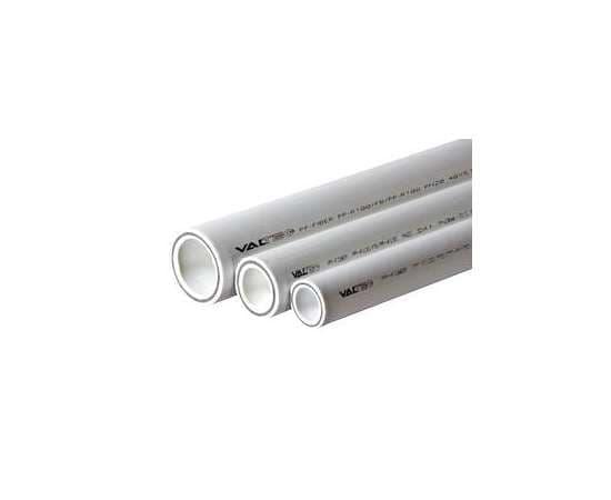 Труба полипропиленовая Ф40x6.7 PN25 бел. стекловолокно VALTEC, Диаметр трубы ППР: 40, фото
