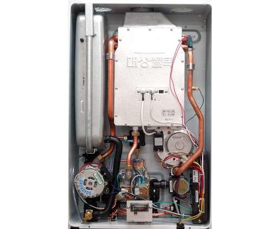Газовый котел ARDERIA ESR 2.30 (34,9 КВт) coaxial, фото 2