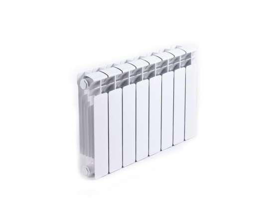 Радиатор биметаллический BASE 350 RIFAR  350/90 6 секц., Количество секций: 6, фото , изображение 2