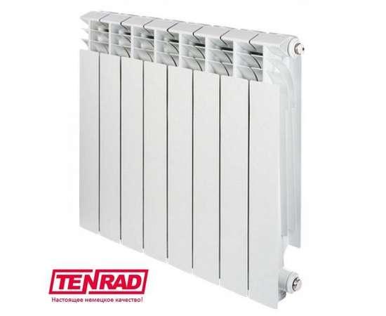 Радиатор алюминиевый TENRAD 500/80 9 секц., фото 1