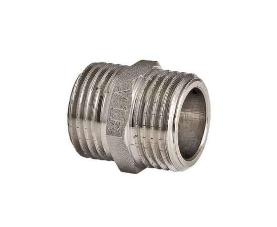 """Ниппель  никель 3/4"""" VALTEC, Диаметр: 3/4"""", фото"""