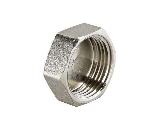 """Заглушка резьбовая никель 1/2"""" VALTEC, фото 1"""