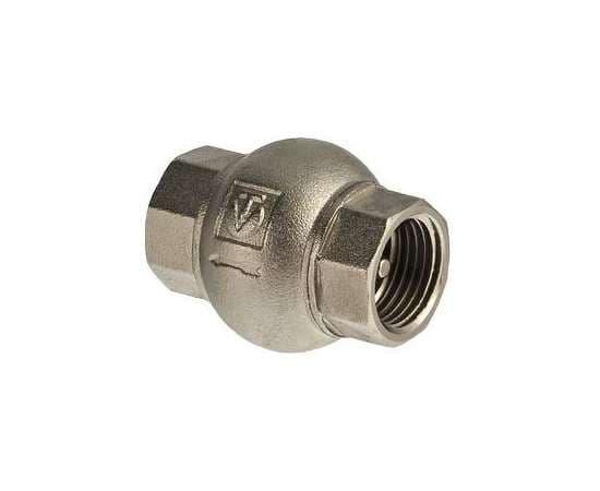 """Обратный клапан с латунным золотником 1"""" VALTEC, фото"""