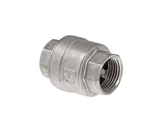 """Обратный клапан никелированный 3/4"""" VALTEC, фото 1"""