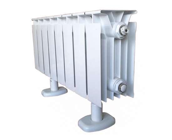 Радиатор алюминиевый TENRAD 150/120 8 секц., фото