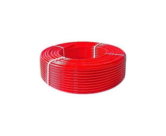 Труба PEX 20x2.0 красная VALTEC, фото