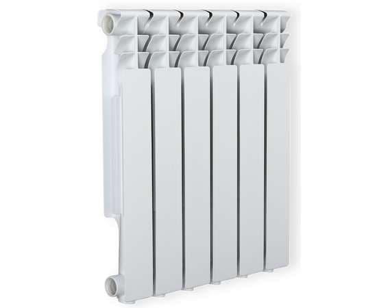 Радиатор алюминиевый TROPIC 500/80 10 секц., фото