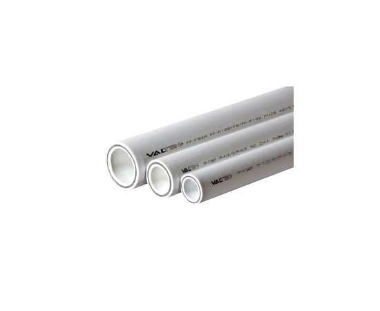 Труба полипропиленовая Ф90x15 PN25 бел. стекловолокно VALTEC, Диаметр трубы ППР: 90, фото