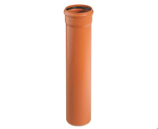 Труба наружн. канализация D 160 L500 OSTENDORF, фото 1