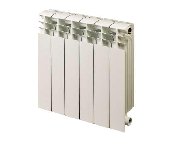 Радиатор биметаллический КОРВЕТ Русский Радиатор 500/100 8 секц., Количество секций: 8, фото , изображение 4