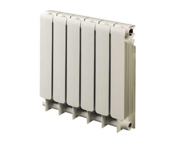 Радиатор биметаллический КОРВЕТ Русский Радиатор 500/100 4 секц., Количество секций: 4, фото , изображение 6