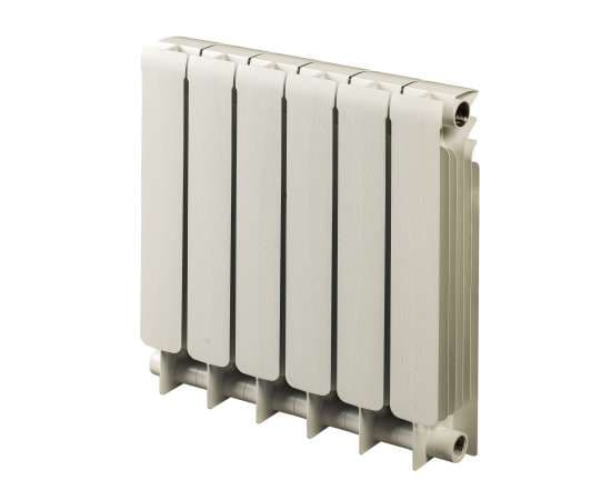 Радиатор биметаллический КОРВЕТ Русский Радиатор 500/100 12 секц., Количество секций: 12, фото , изображение 6