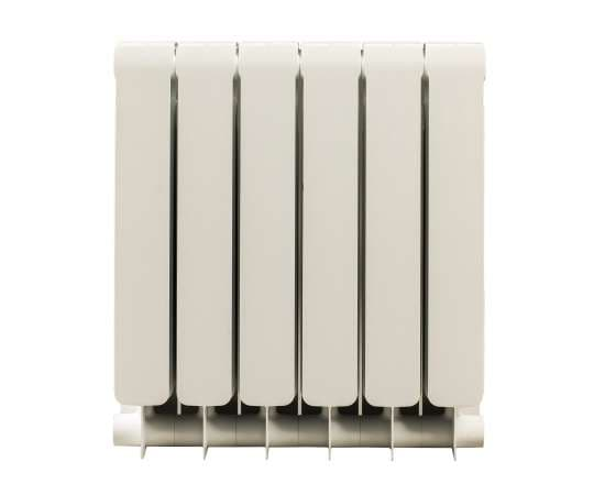 Радиатор биметаллический КОРВЕТ Русский Радиатор 500/100 8 секц., Количество секций: 8, фото , изображение 5