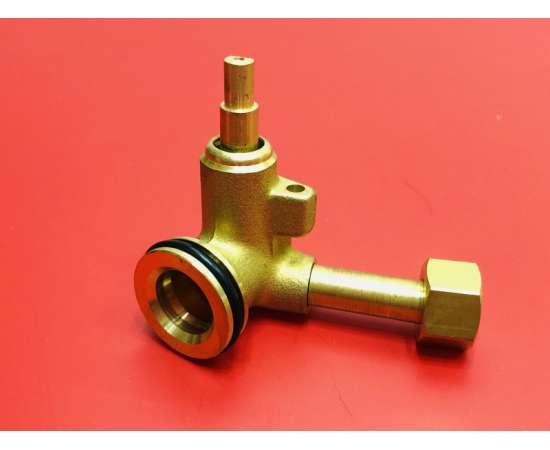 Клапан заполнения системы с резиновым уплотнительным кольцом FONDITAL, фото
