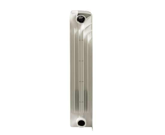 Радиатор биметаллический КОРВЕТ Русский Радиатор 500/100 8 секц., Количество секций: 8, фото , изображение 2