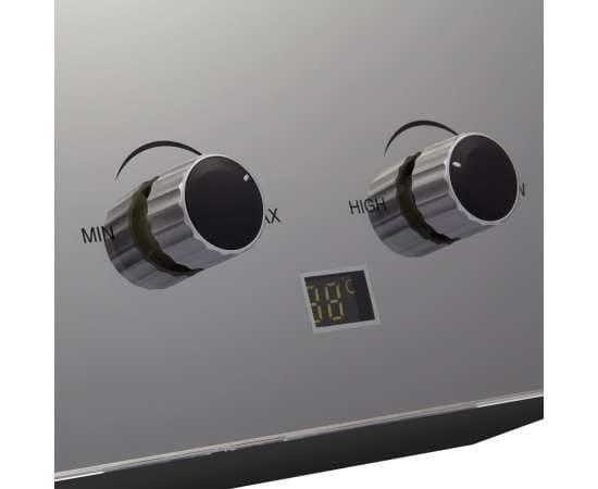 Газовая колонка ZANUSSI GWH10 Fonte Mirror 18.5 кВт, фото , изображение 2