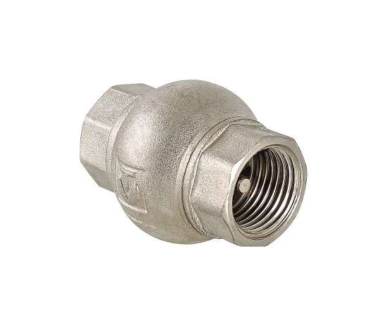 """Обратный клапан с латунным золотником 1 1/2"""" VALTEC, Размер: 1 1/2"""", фото"""