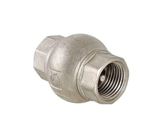 """Обратный клапан с латунным золотником 1 1/4"""" VALTEC, Размер: 1 1/4"""", фото"""