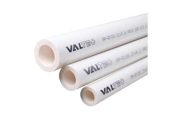 Труба полипропиленовая Ф90x15 PN20 бел. VALTEC, Диаметр трубы ППР: 90, фото , изображение 2