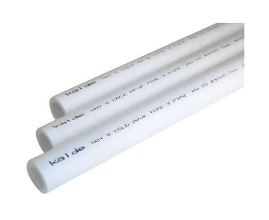 Труба полипропиленовая Ф20x3.4 PN20 бел. KALDE, фото , изображение 2